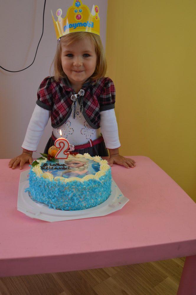 Urodziny Liliany